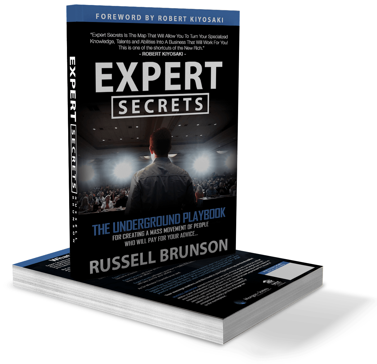 Get Expert Secrets Book For Free - Russell Brunson